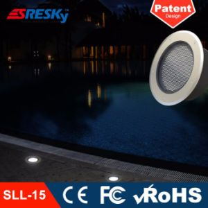 IP 68 Solar Underground LED Light pictures & photos