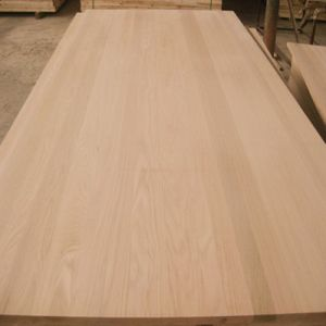 Household Red Oak Finger Joint Board (Worktops) pictures & photos