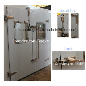 100mm PU Insulation Walk in Chiller Cold Room for Vegetable pictures & photos