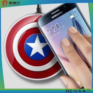 Wireless Charging Pad Charger Qi Avenger for Samsung pictures & photos