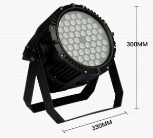 3W*54PCS LED Waterproof PAR Can Light LED Outdoor Light pictures & photos