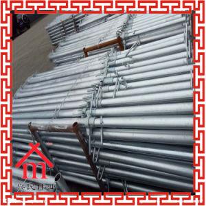 Slab Formwork Steel Prop Shoring Adjustable Prop