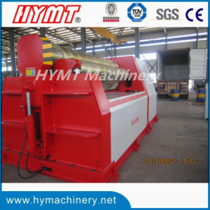 W12S-80X4000 4-roller Universal Hydraulic Plate Bending and Rolling Machine pictures & photos