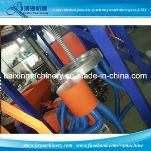 Rotary Die Double Winder High Quality Blown Film Machine pictures & photos
