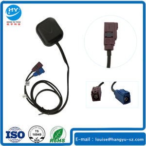 Indoor Car GPS GSM Combined Antenna with Fakra C+D Connector pictures & photos