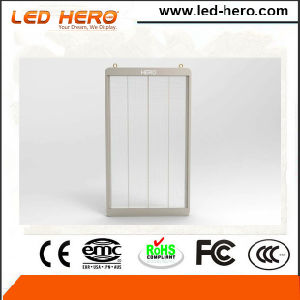 LED-Hero Glass Wall P5-6.67mm Transparent LED Display Screen Indoor pictures & photos