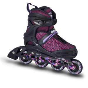 Semi Soft Inline Skate (SS-153A-91401) pictures & photos