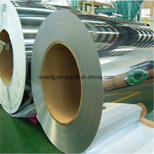 Embossing Finished Surface Stainless Steel Coil pictures & photos