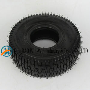 New Pattern Rubber Wheel Used on Trolley Wheel (3.50-4) pictures & photos
