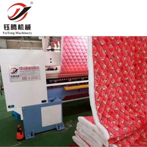Mechanical Multi-Needle Quilting Machine Ygb64-2-3 pictures & photos