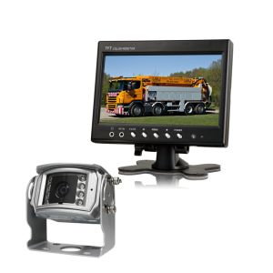 7 Inch TFT LCD Monitor for Car Bus Vehicle CCTV Security System pictures & photos