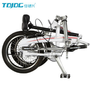 Mini Shaft Drive Folding Bike Leisure Aluminum Alloy 6061 Frame Bike pictures & photos