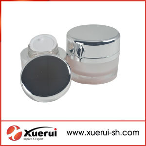 15g 30g 50g Luxury Acrylic Empty Cream Jar for Cosmetic pictures & photos
