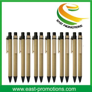 Hot Selling Recycled Barrel Stylus Ballpen pictures & photos