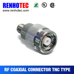 Reverse Polarity TNC Male Connector for WiFi Antenna pictures & photos