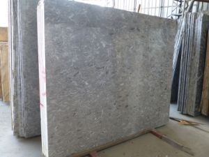 Hot Sales Grey King Flower Marble for Bathroom and Wall pictures & photos