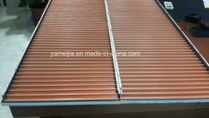 3003 Alloy Corrugated Aluminum Plate for Ceilings pictures & photos