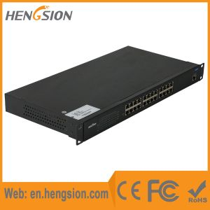 Managed 24 Gigabit Tx Port Ethernet Network Switch pictures & photos