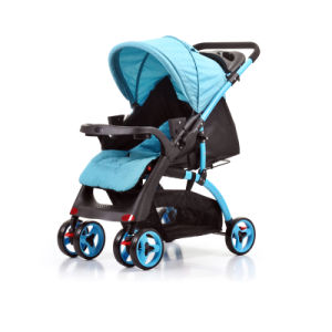 High Quality Fold Baby Pram with European Standard pictures & photos