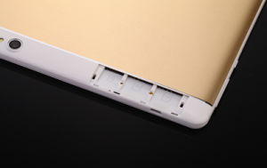 MID 10 Inch Android 3G 4G Calling Tablet PC with 1280*800 1GB 16GB Storage and Metal Housing pictures & photos