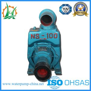Ns-100 Non Clogging Self Priming Agricultural Water Pump pictures & photos