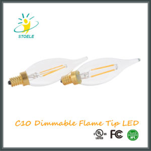 C10 LED Filament Street Lighting Christmas Decoration LED Light Bulb pictures & photos