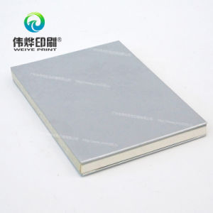 Silvery Paper Printing Notebook Use for Diary pictures & photos