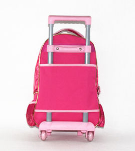 Girl Children Student School Trolley Bag in Good Price pictures & photos