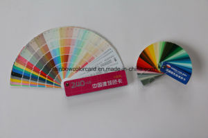 Standard Architectural Color Fandeck Card pictures & photos