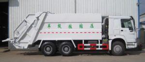 Sinotruk HOWO 4X2 6cbm 8 Cbm 10cbm Garbage Truck pictures & photos