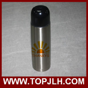 Customed Printed Stainless Steel Vacuum Flask Water Bottle pictures & photos