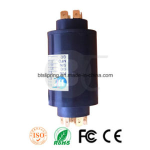 Reliable and Compact Slip Rings for Heater Od 45mm, 8 Circuits pictures & photos