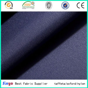 Anti UV PU 3000mm Waterproof High Density Textile 300d Tent Fabric for Outdoor pictures & photos