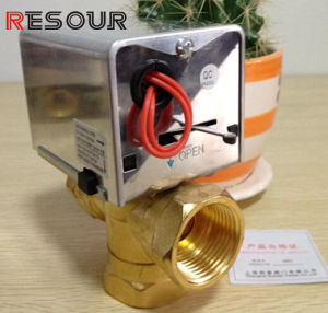 Resour Motorized Valve 3-Way, 2-Way, 220V/380V pictures & photos
