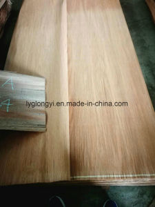 Keruing Veneer for Door Skin Face pictures & photos