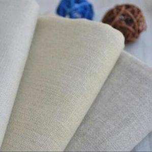 60% Linen 40% Cotton Fabric Linen Fabric for Garment