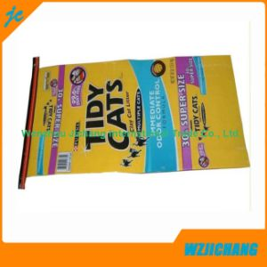 30kg PP Woven Pets Feed Bag with Laminated pictures & photos