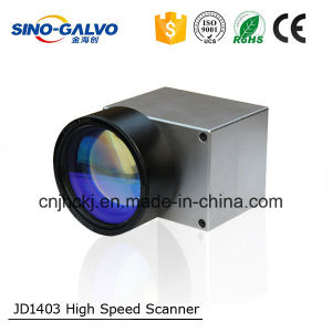 Galvo Jd1403 for 20W Fiber Laser Marking Machine for Hardware pictures & photos