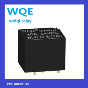 (WL4120) Miniature Size Automotive Relay Suit for Automation Systems, Automotive Intelligent Systems pictures & photos