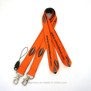 Promotion Gift Custom Woven Lanyards pictures & photos