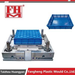 Plastic Turnover Box Crate Mould pictures & photos
