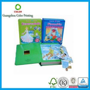 Custom Board Children Activity Book
