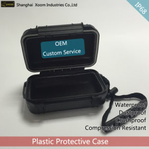 Crushproof Waterproof Bluetooth Earphone Box Protective Plastic Box pictures & photos