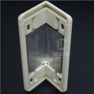Hospital Wall Protection PVC Corner Crashproof Guard pictures & photos