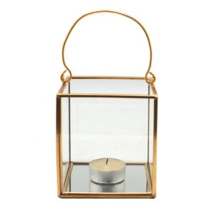 Hot Sale Glass Storm Lantern Manufacturer pictures & photos
