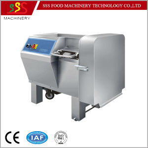 Meat Dicer Frozen Meat Cutter Meat Band Saw Frozen pictures & photos