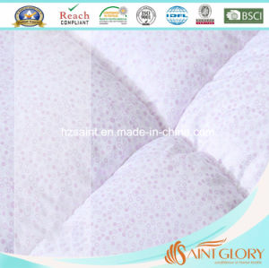 Luxury Printed Synthetic Duvet Pure Cotton Synthetic Quilt pictures & photos