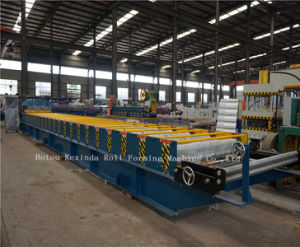 1000 Roofing Sheet Roll Forming Machine pictures & photos