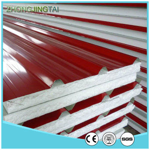 Australia Standard EPS Sandwich Panel for Roof pictures & photos