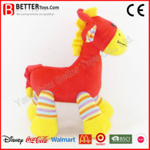 Stuffed Plush Animal Soft Baby Horse Toy pictures & photos
